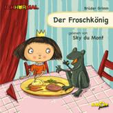 Der Froschkönig, 1 Audio-CD
