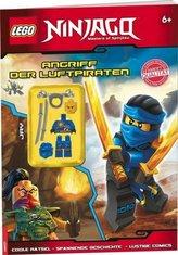 LEGO® NINJAGO - Angriff der Luftpiraten, m. NINJAGO-Minifigur Jay