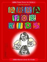 ABBA For Kids, für Klavier