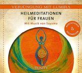 Heilmeditationen für Frauen, 1 Audio-CD