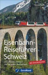 Eisenbahn-Reiseführer Schweiz