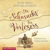 Die Sehnsucht des Vorlesers, 3 Audio-CDs