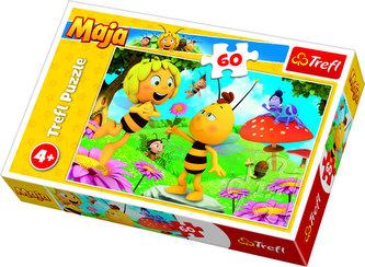 Puzzle Včelka Mája/60 dílků