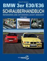 BMW 3er E30/E36 Schrauberhandbuch