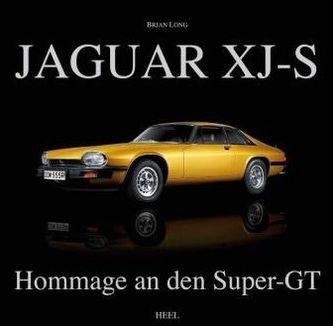 Jaguar XJ-S - Long, Brian