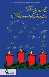 Der lyrische Adventskalender