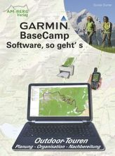 Garmin BaseCamp Software, so geht's