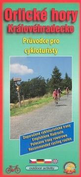 Orlické hory průvodce cyklotrasami