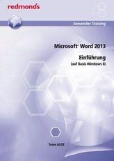 Microsoft Word 2013 Einführung (auf Basis Windows 8)