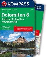 Kompass Wanderführer Dolomiten. Tl.6