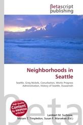 Neighborhoods in Seattle