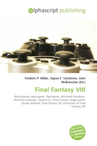 Final Fantasy VIII - Miller, Frederic P.