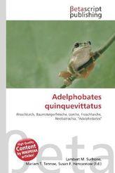 Adelphobates quinquevittatus