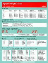 Česká gramatika v kostce vietnamsky
