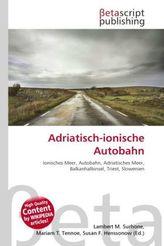 Adriatisch-ionische Autobahn