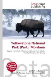 Yellowstone National Park (Part), Montana