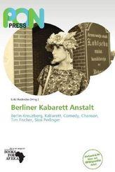 Berliner Kabarett Anstalt