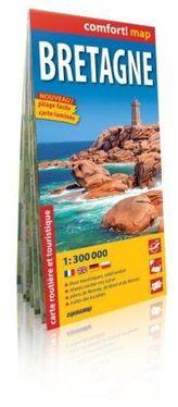 Comfort! map Bretagne