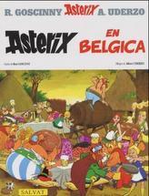 Asterix - Asterix en Belgica. Asterix bei den Belgiern, spanische Ausgabe