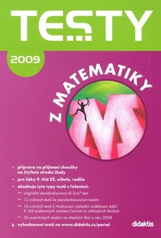 Testy z matematiky 2009
