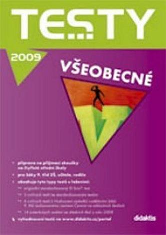 Testy všeobecné 2009 - Náhled učebnice