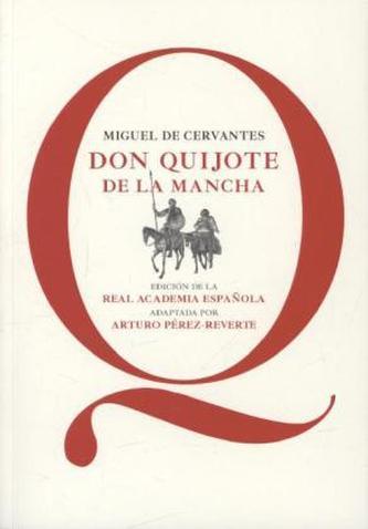 Don Quijote de la Mancha, spanische Ausgabe - Miguel de Cervantes Saavedra