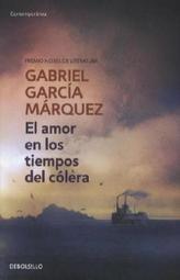 El amor en los tiempos del colera. Die Liebe in den Zeiten der Cholera, spanische Ausgabe
