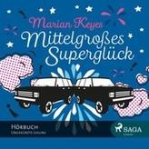 Mittelgroßes Superglück, 3 MP3-CDs