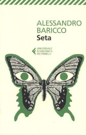 Seta. Seide, italien. Ausgabe