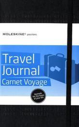 Moleskine Passion,  Large Size, Travel Journal