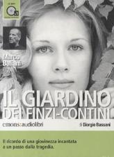 Il Giardino dei Finzi-Contini, 1 MP3-CD. Die Gärten der Finzi-Contini, 1 MP3-CD, italienische Version