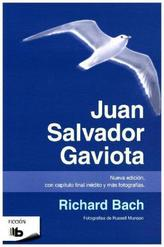 Juan Salvador Gaviota. Die Möwe Jonathan, spanische Ausgabe