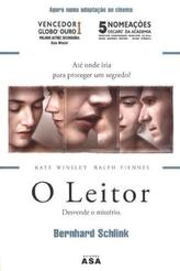 O leitor. Der Vorleser, portugiesische Ausgabe