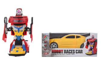 Robot auto na baterie