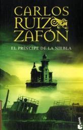 El Príncipe de la Niebla. Der Fürst des Nebels, spanische Ausgabe
