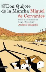 Don Quijote de la Mancha. Don Quixote von la Mancha, spanische Ausgabe