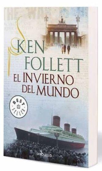 El Invierno Del Mundo. Winter der Welt, spanische Ausgabe - Ken Follett