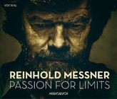Passion for Limits, 2 Audio-CDs