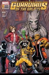 Guardians of the Galaxy. Bd.1