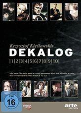 Dekalog, 6 DVDs