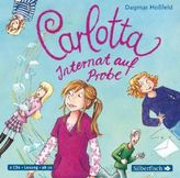 Carlotta - Internat auf Probe, 2 Audio-CDs