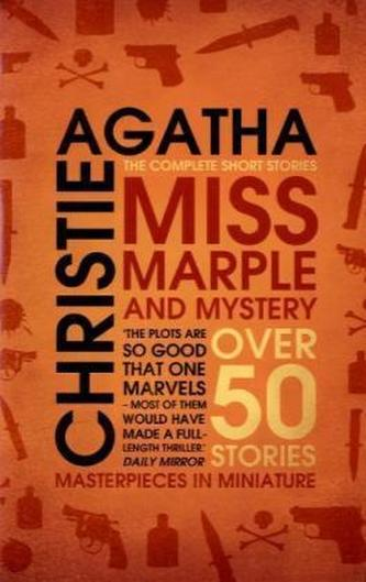 Miss Marple - Miss Marple And Mystery. Over 50 Stories. - Agatha Christie