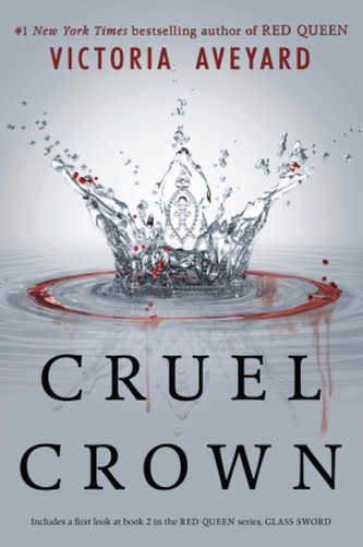 Red Queen - Cruel Crown - Aveyard, Victoria