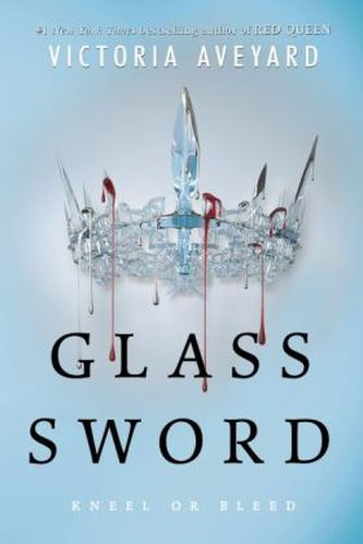 Red Queen - Glass Sword - Aveyard, Victoria
