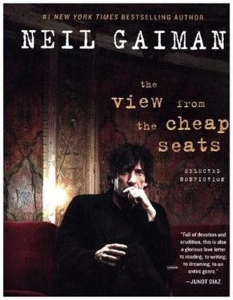 The View from the Cheap Seats - Gaiman, Neil