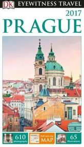 DK Eyewitness Travel Guide: Prague 2017