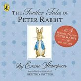 The Further Tales of Peter Rabbit, 1 Audio-CD