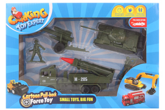 Vojenská sada malá