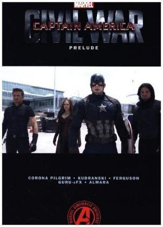 Marvel's Captain America - Krudanski, Szymon