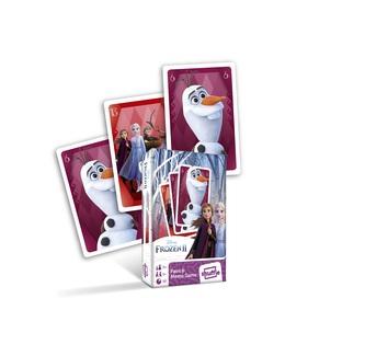 Karty Černý Petr Frozen 2/Ledové království 2